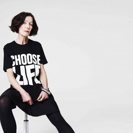 Katharine Hamnett And Her T Shirts Anti Apathy Issue