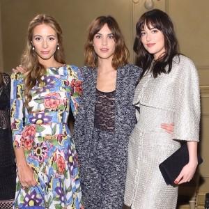 All the super-chic arrivals at the Chanel Paris-Salzburg Métiers d'Art show