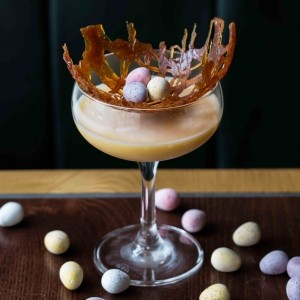 Better-than-an-egg Easter cocktails
