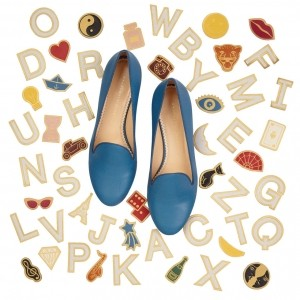 Charlotte Olympia shoes just got personal