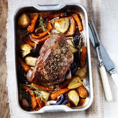 Lamb roast recipes easy