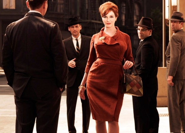 Exclusive christina hendricks talks life after mad men Mad style fashion life trend