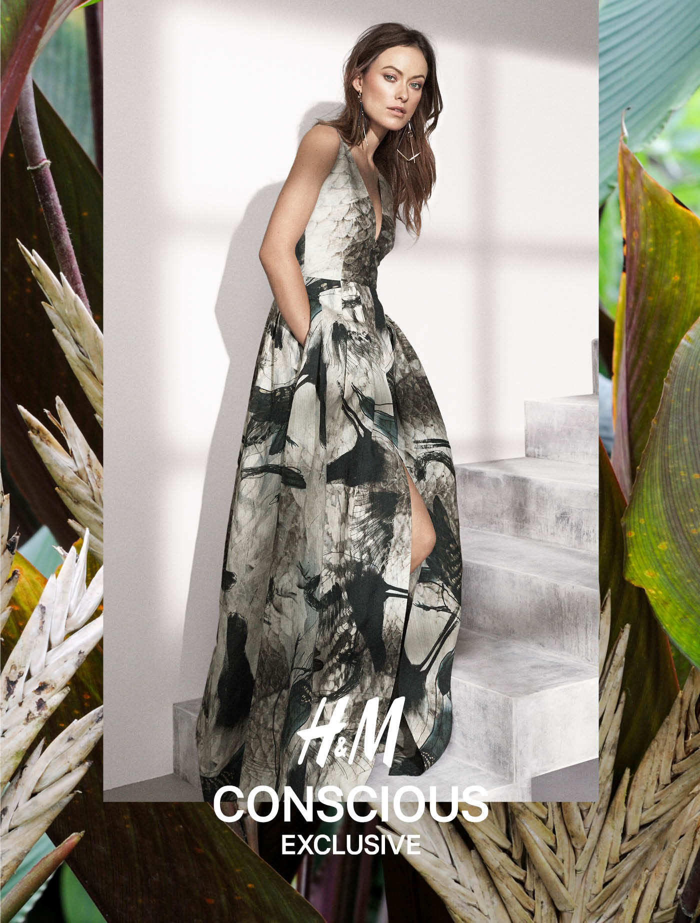 Olivia Wilde For HampM Conscious Exclusive High Street