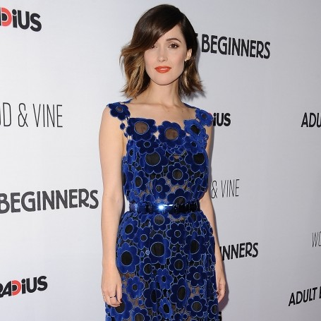 Rose Byrne's red carpet style is amazing