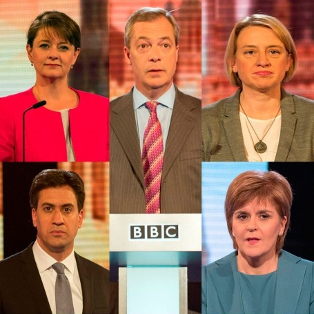 Ed Miliband and the Challengers' Debate