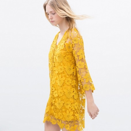 The 5 key spring trends according to Zara