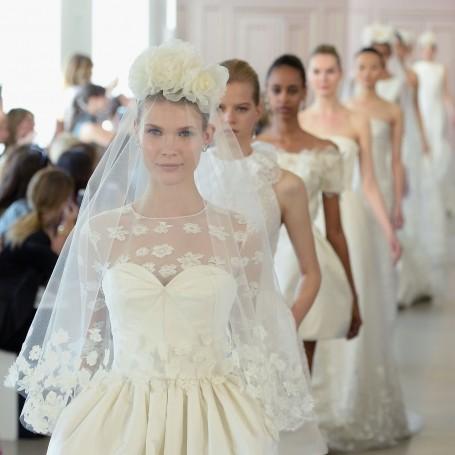 The 5 dream wedding dress styles