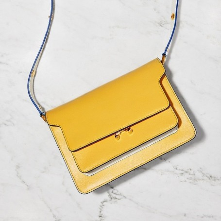 The ultimate satchel for spring