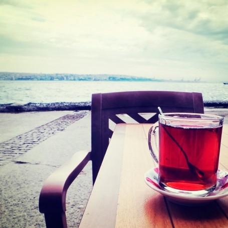 Tea is good for your bones