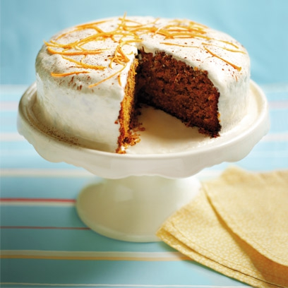 Best Moist Carrot Cake With Sultanas