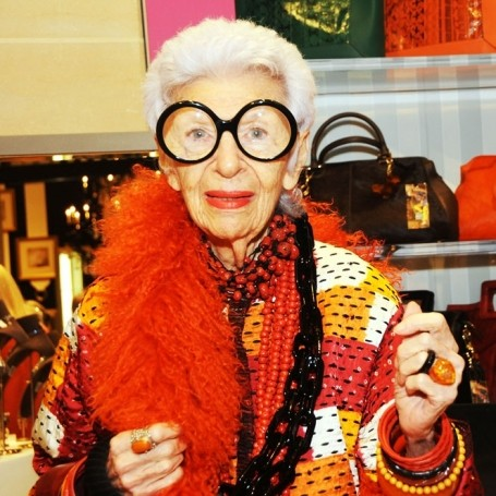 5 lessons in style from Iris Apfel