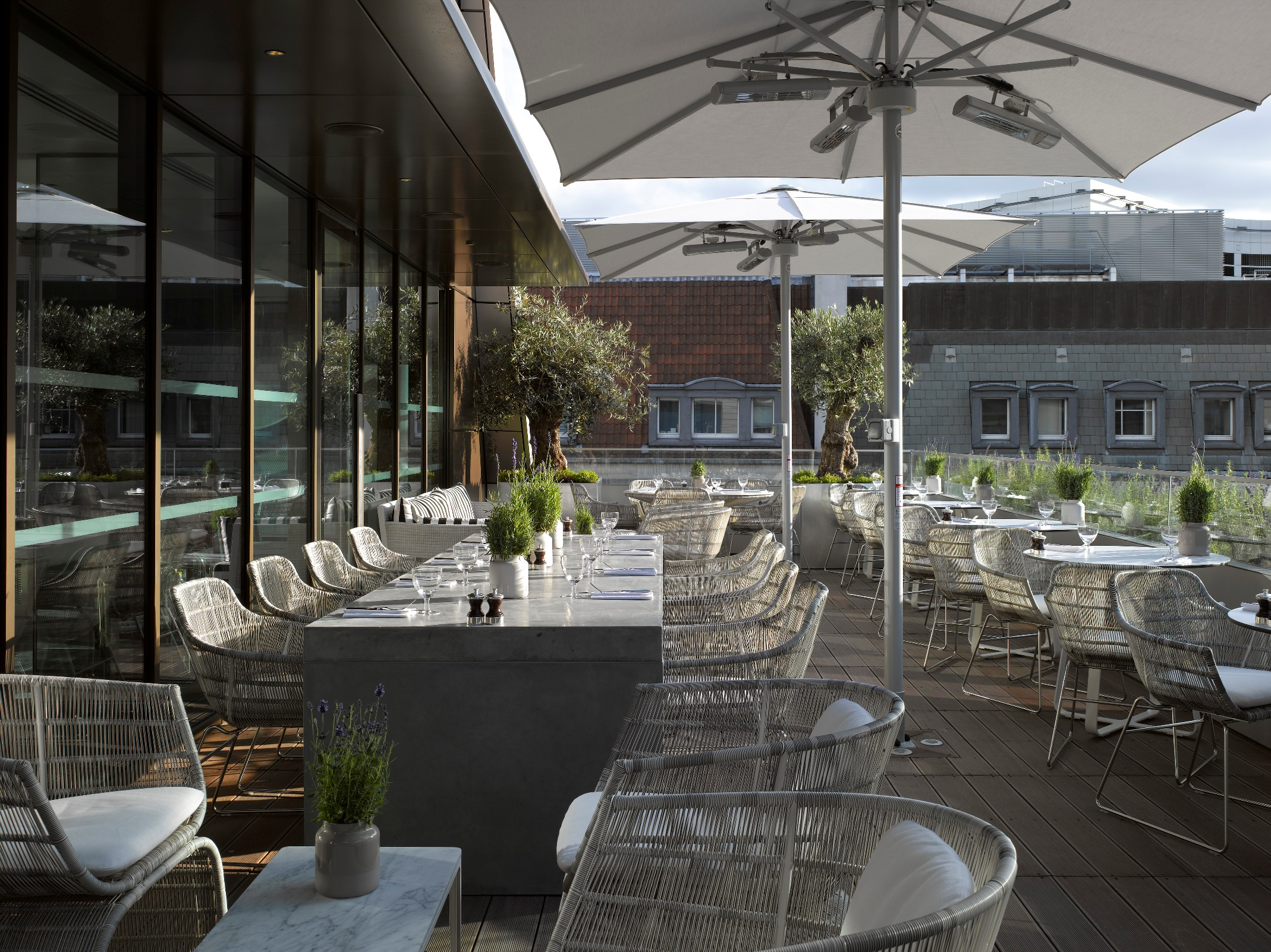 Best Alfresco Restaurants In London Rooftop Cocktails
