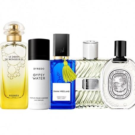 Bergamot: Perfume's unsung top note