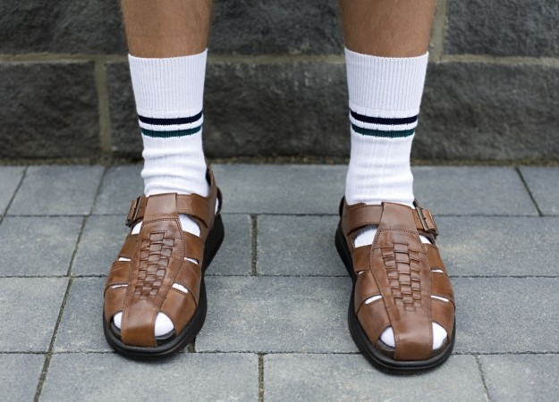 Innovative Socks With Sandals Voted Worst Fashion Faux Pas  HuffPost