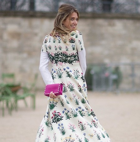 6 ways to wear the floral trend now