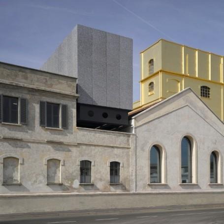 Prada opens stunning new exhibition space