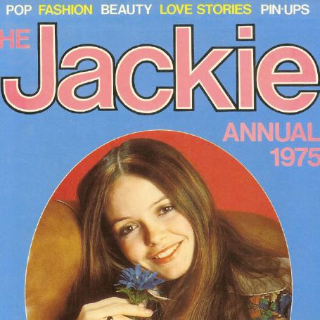 ASOS reclaimed x Jackie magazine