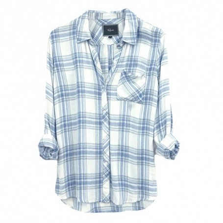 I Need A Hero: The perfect checked shirt