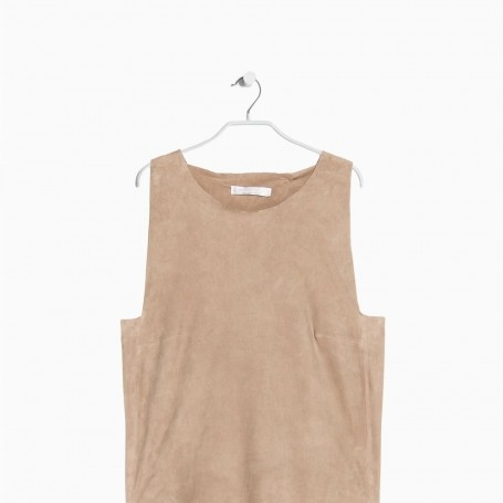 I Need A Hero: The suede top that goes with everything