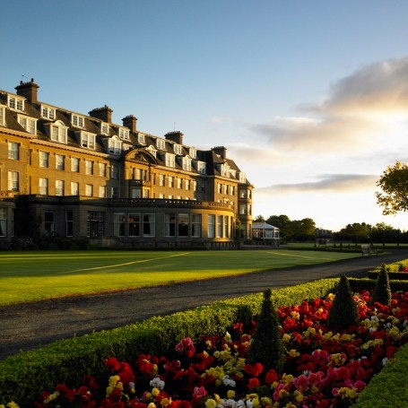 Gleneagles Hotel Spa Review