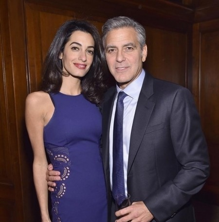 Look sharp, everyone. George and Amal Clooney are moving to the UK