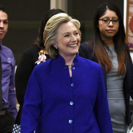 Hillary Clinton launches the pantsuit t-shirt
