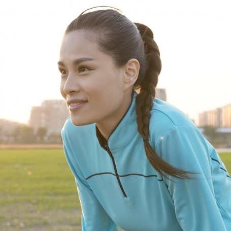 Five hairstyles to wear at the gym and on to work