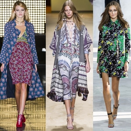 What's in fashion: Power prints