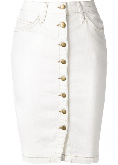 hero buy | fashion trends | white denim skirt - Red Online
