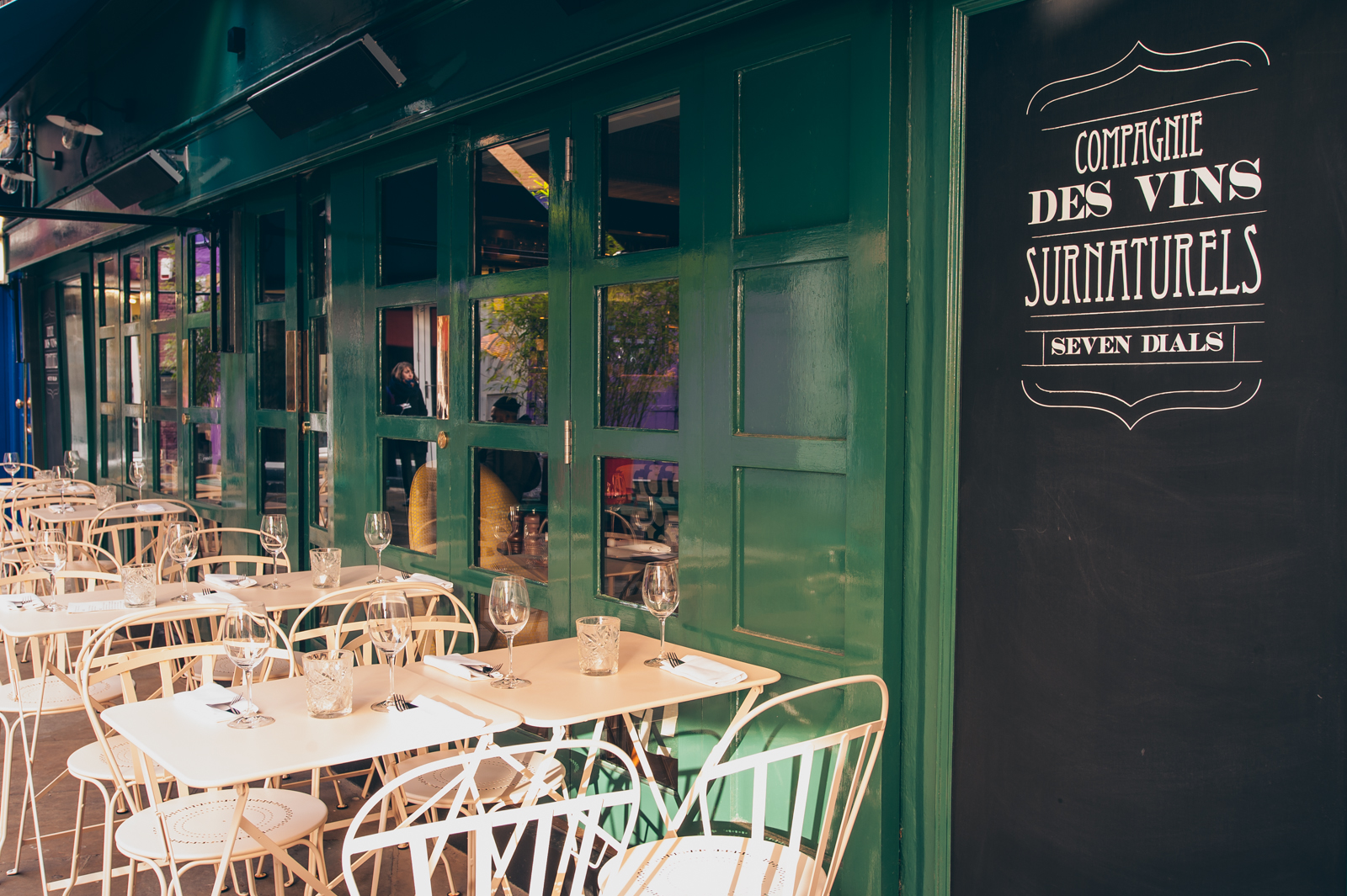London restaurant guide where to eat in covent garden for Cafe de jardin in covent garden