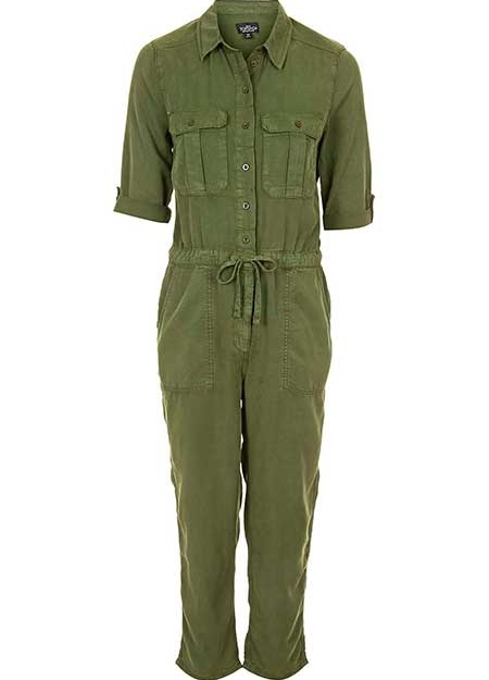 What S In Fashion Boiler Suits Fashion Trends Ss15