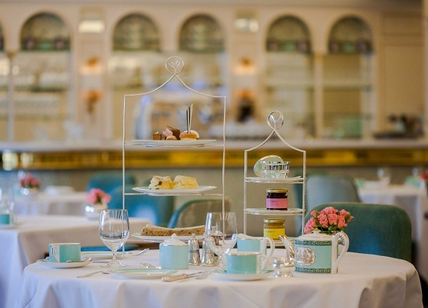 Fortnum and Mason afternoon tea - best afternoon teas in London