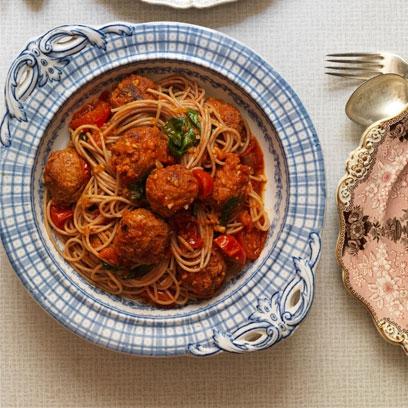 Pork meatball recipes uk - Food for health recipes