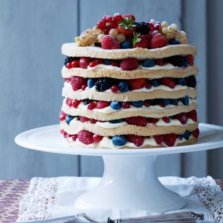 summer berry tiramisu cake showstopper bakes recipes