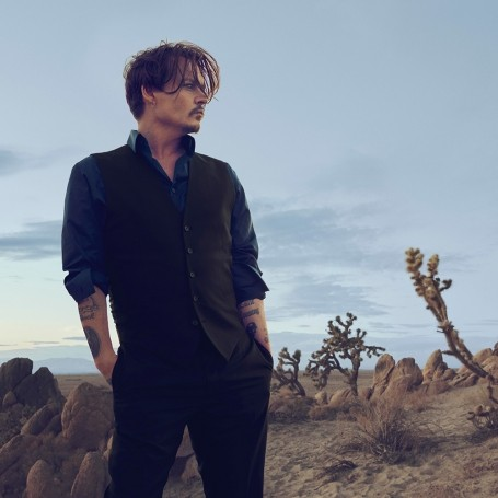The Johnny Depp for Dior campaign is here and it's incredible
