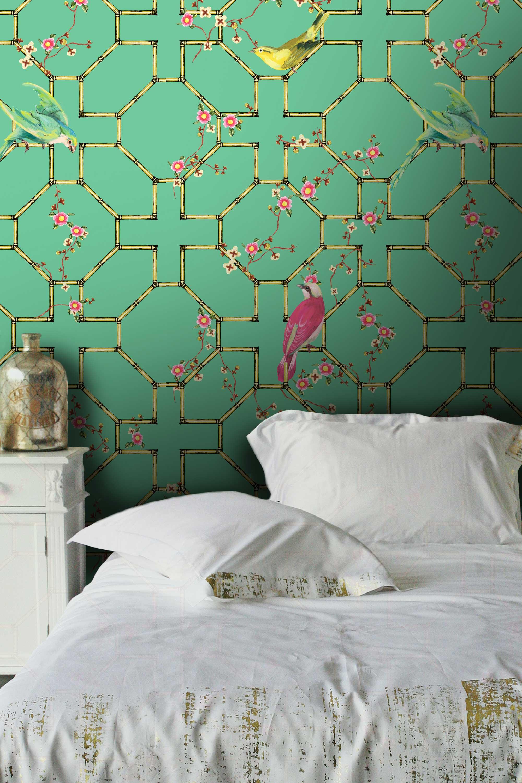 Kelsey Proud Wallpaper Designs Interior Inspiration