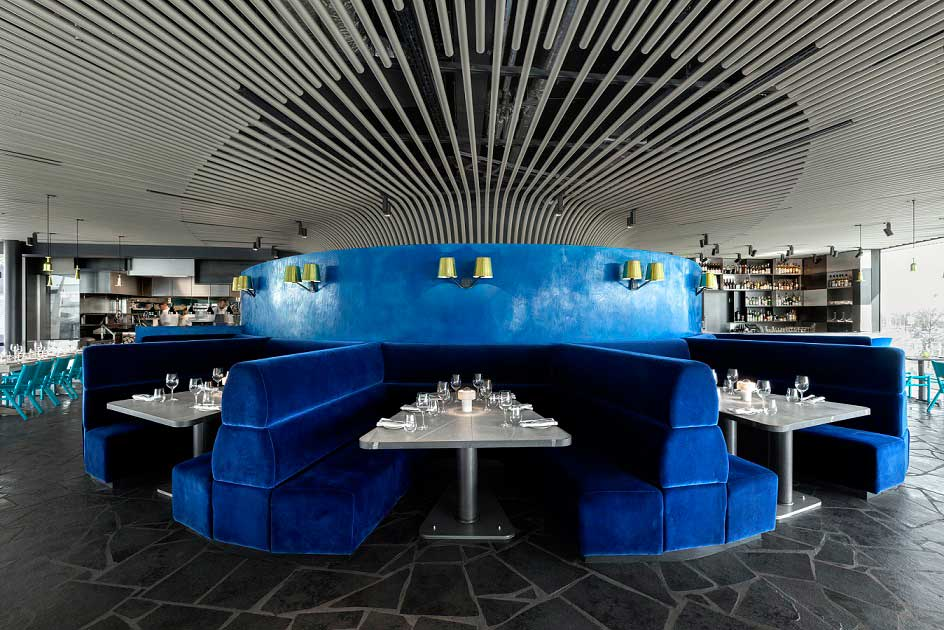 London Restaurant Interiors