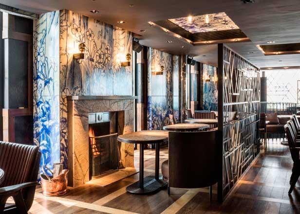 London Restaurant Interiors Interiors Inspiration London Design