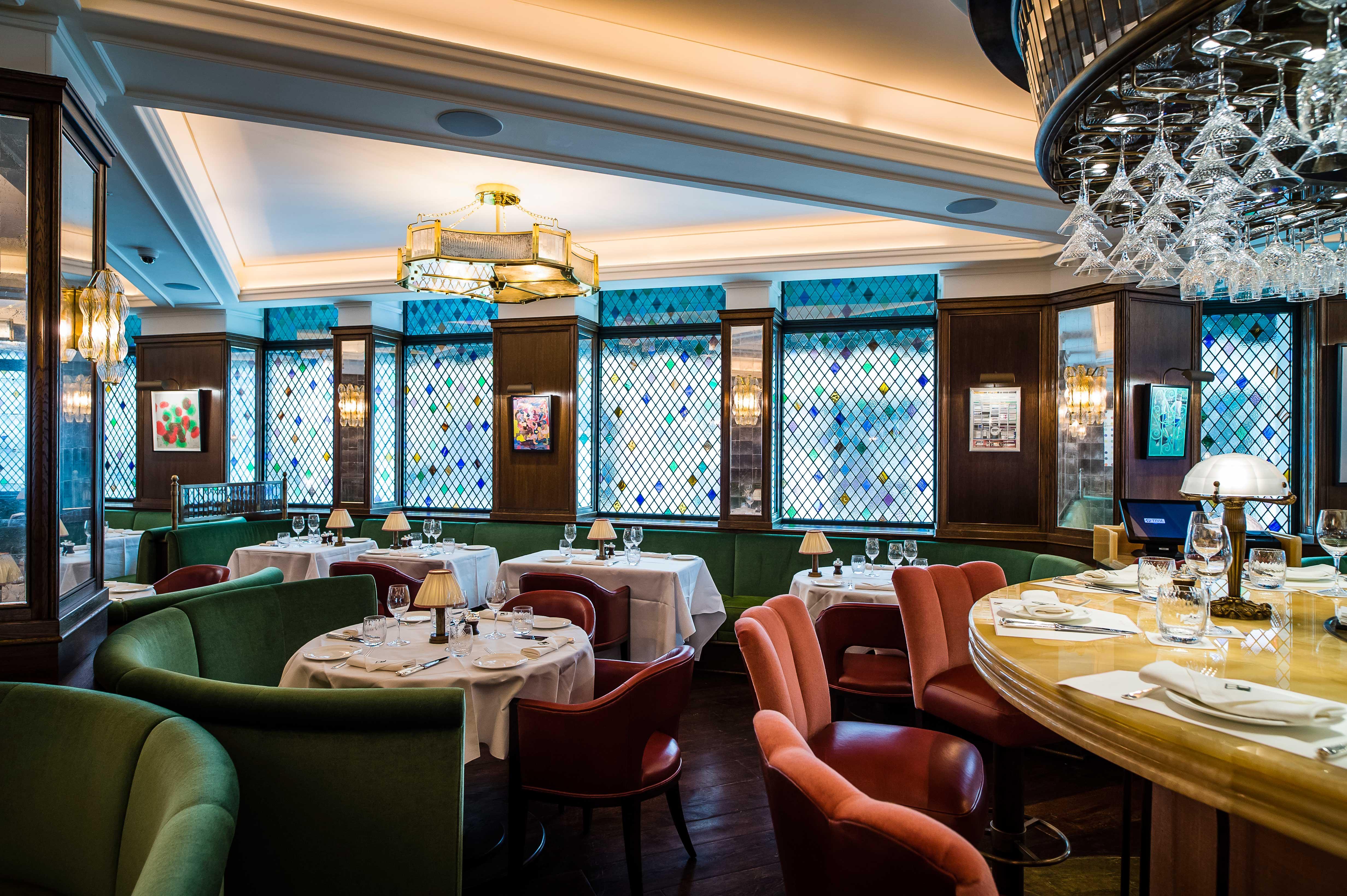 London Restaurant Interiors | Interiors Inspiration | London Design ...