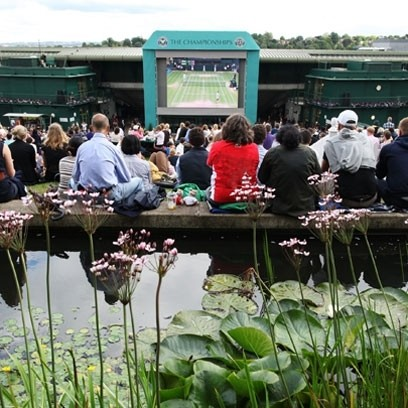 Henman hill or Murray mount - best places to watch Wimbledon