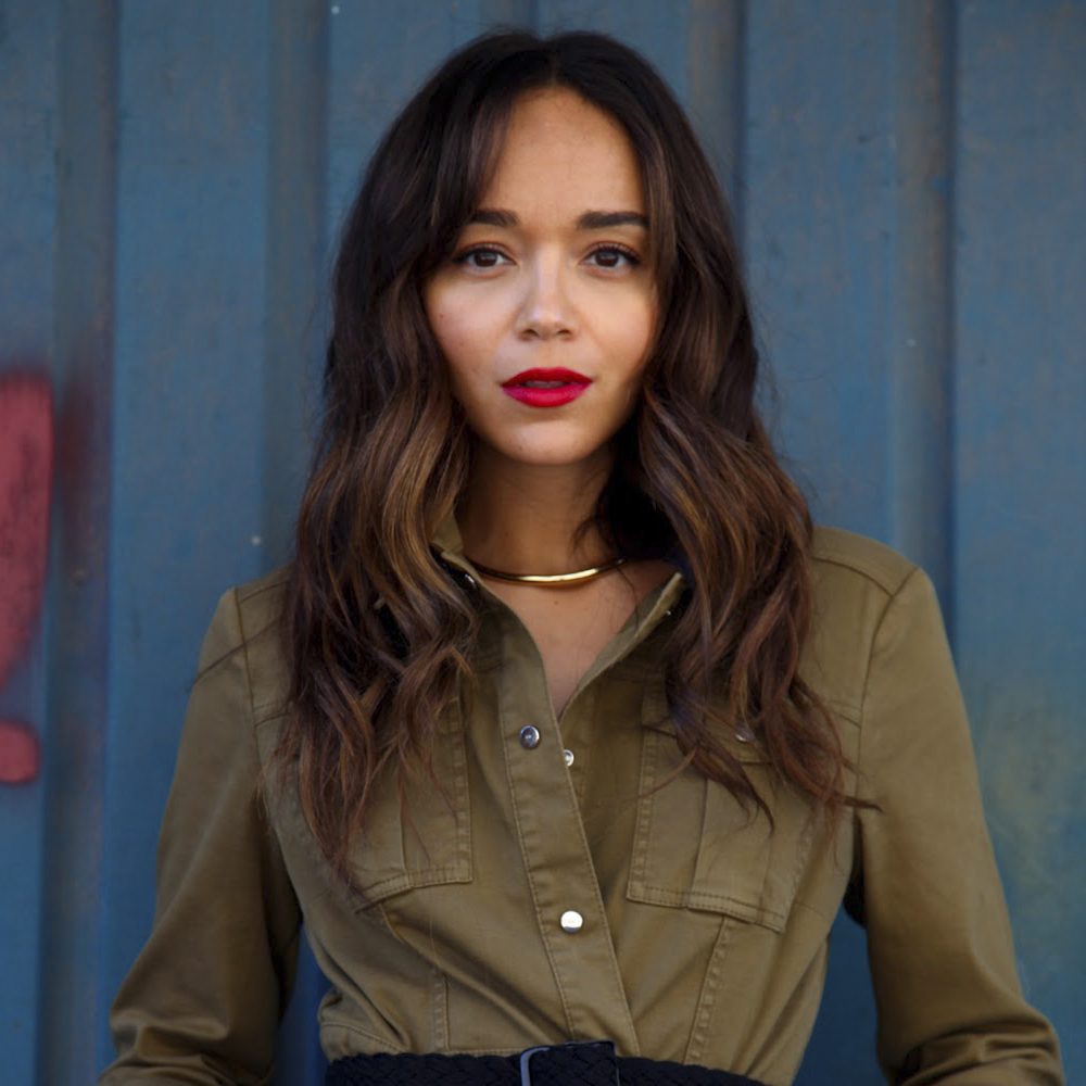 When Red Met Ashley Madekwe