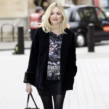 Fearne Cotton's lessons in maternity dressing