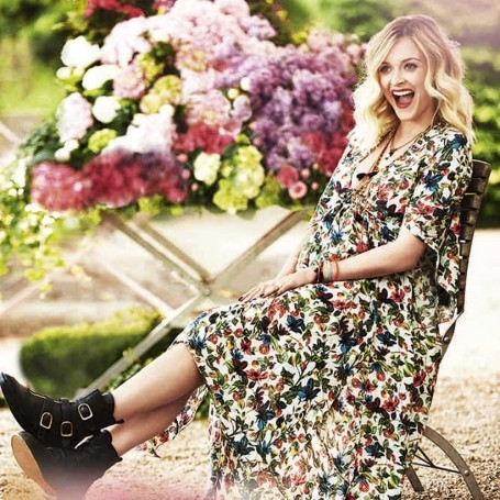 EXCLUSIVE: Fearne Cotton is Red's August cover star