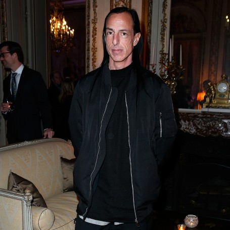 Rick Owens reveals why he hit model after political protest