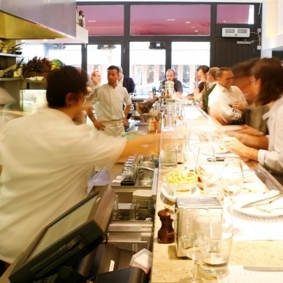 Tiny tapas bar named Britain's best restaurant