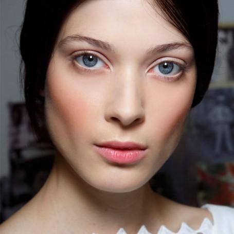 Peach makeup video tutorial