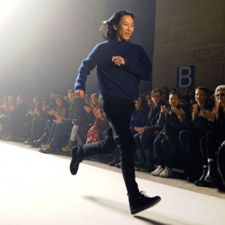 Is Alexander Wang leaving Balenciaga?