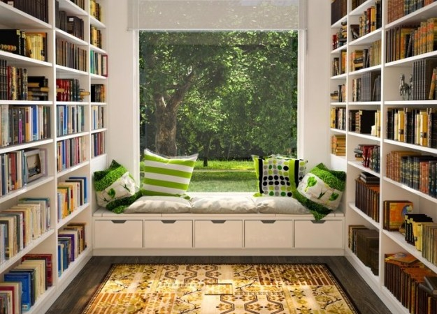 The Literature Fiend S Guide To Making A Home Library