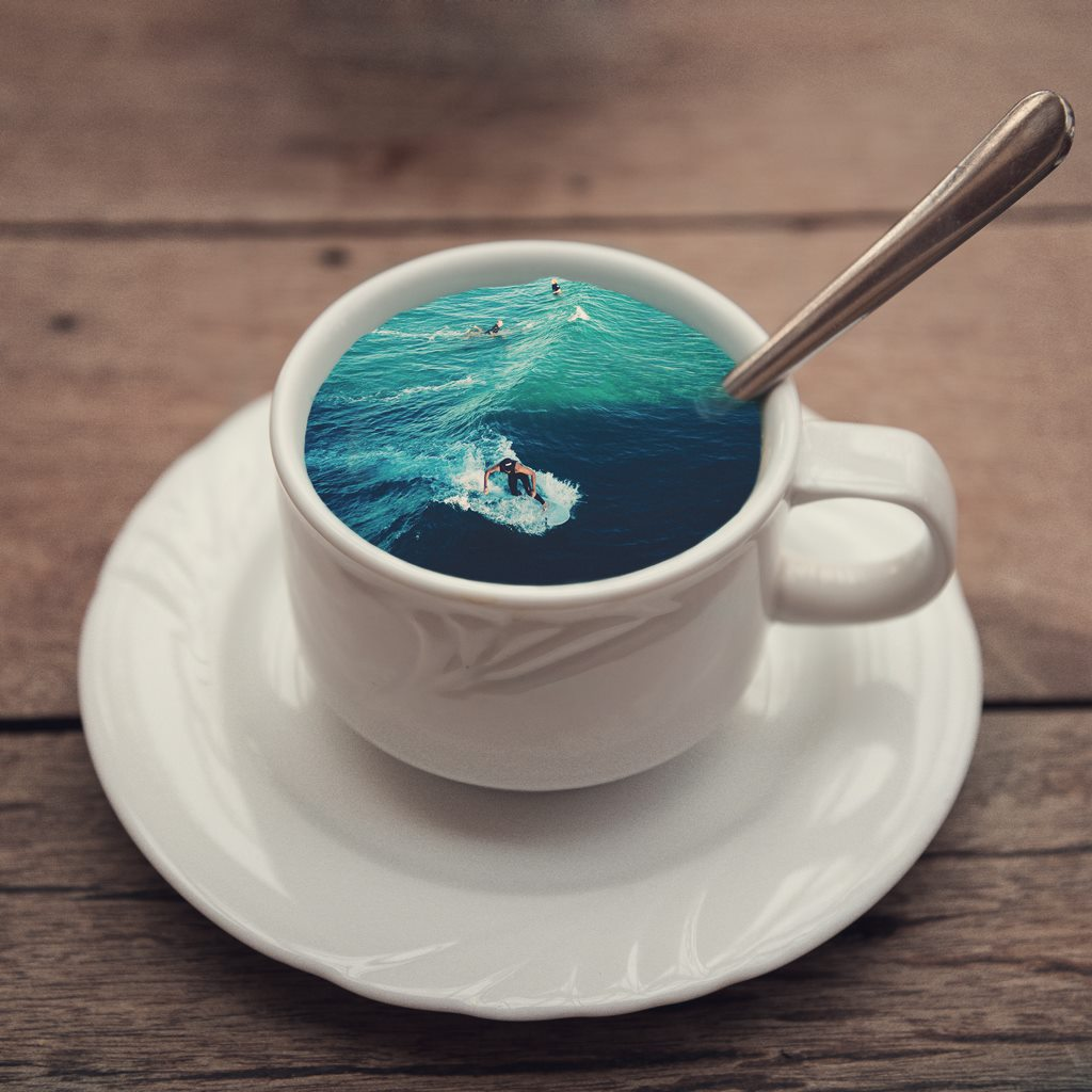 Victoria Siemer S Storm In A Teacup Series Artists To