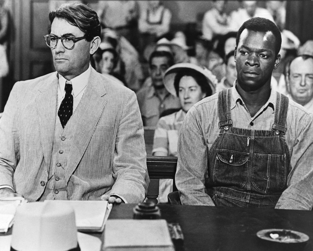 to kill a mockingbird racism in film in the 1960s essay